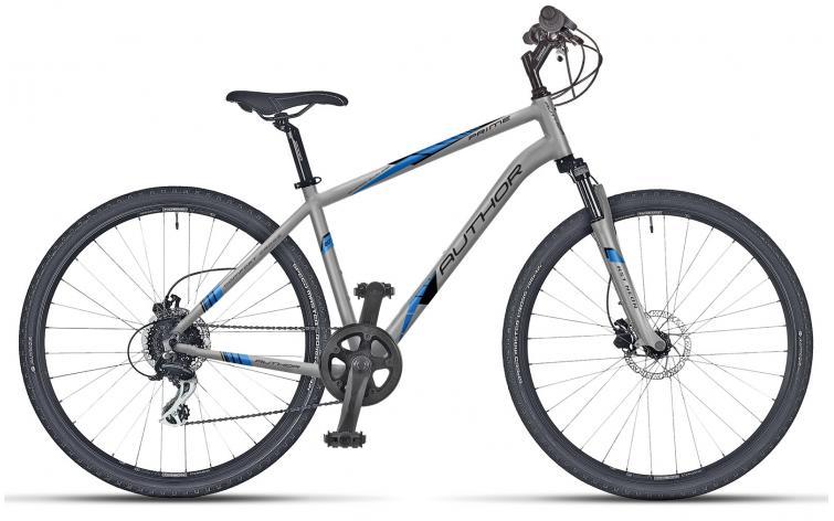 Гибридный велосипед Author Prime