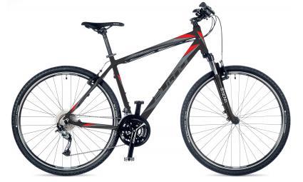 Гибридный велосипед Author Stratos