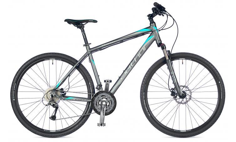 Гибридный велосипед Author Mission (2018)