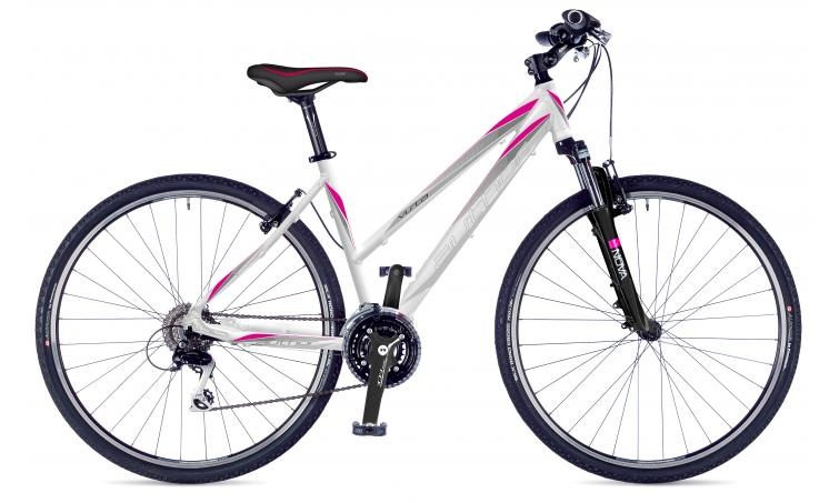 Женский гибридный велосипед Author Vista (2018)