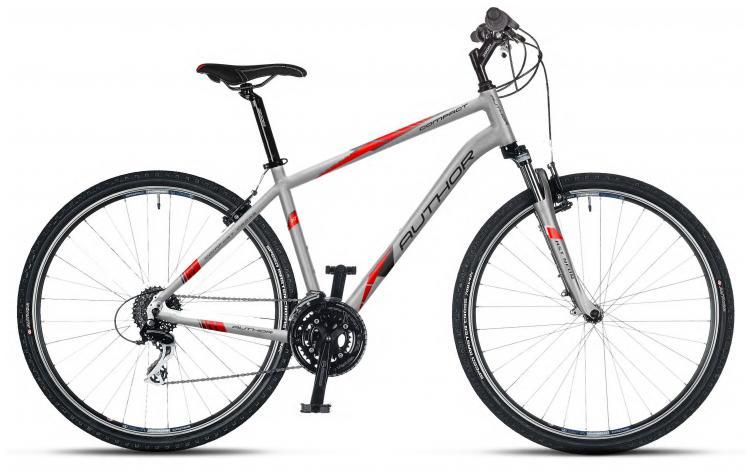 Гибридный велосипед Author Compact (2018)