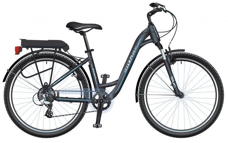 Электровелосипед Author Elan
