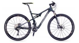 Двухподвесный велосипед Author A-Ray 29 Team