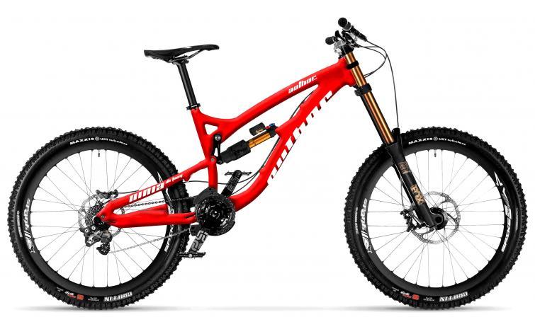 """Двухподвесный велосипед 27,5"""" Author Ninja DH Team"""