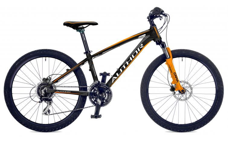 Подростковый велосипед Author Mirage 24