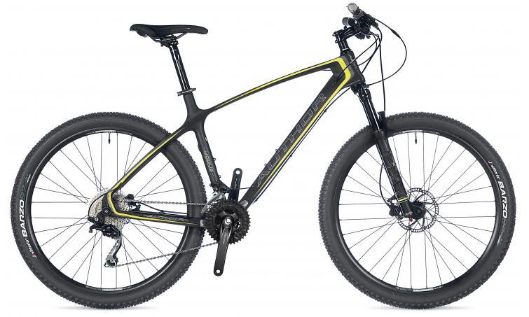 Горный велосипед Author Modus 27.5 (2018)