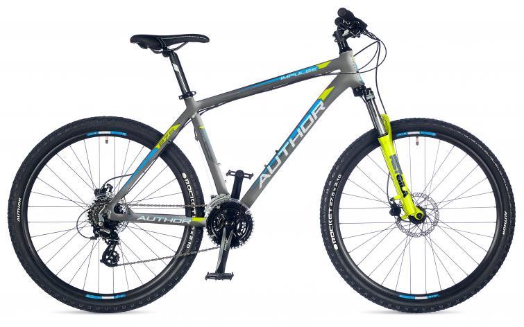 Горный велосипед Author Impulse 27.5