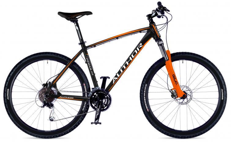 Горный велосипед Author Pegas 27.5 (2018)