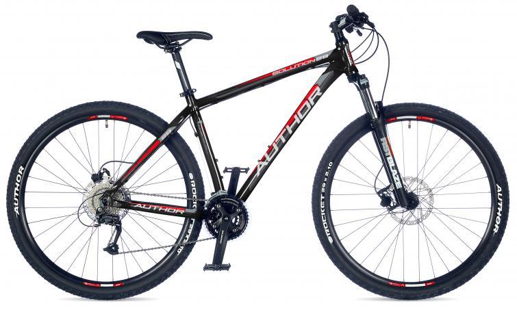 Велосипед Бигфут Author Solution 29 (2018)
