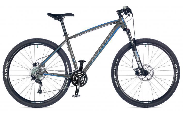 Велосипед Бигфут Author Pegas 29 (2018)