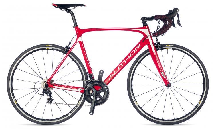 Шоссейный велосипед Author Charisma 66