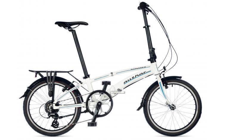 Складной велосипед Author Simplex