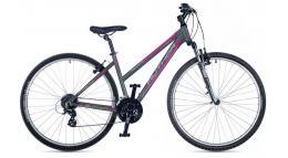 Женский гибридный велосипед Author Linea
