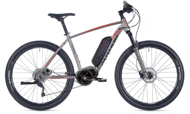Электровелосипед Author Engine