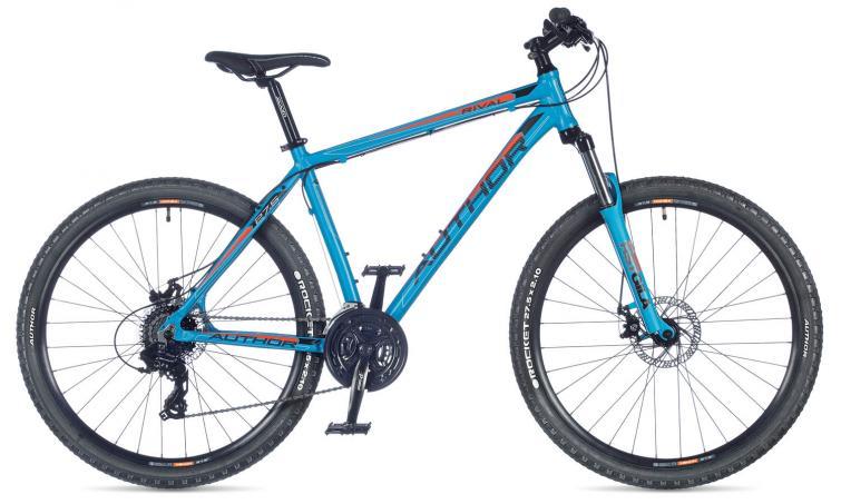 """Горный велосипед 27.5"""" Author Rival"""