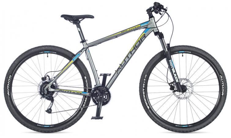 Велосипед Бигфут Author Solution 29