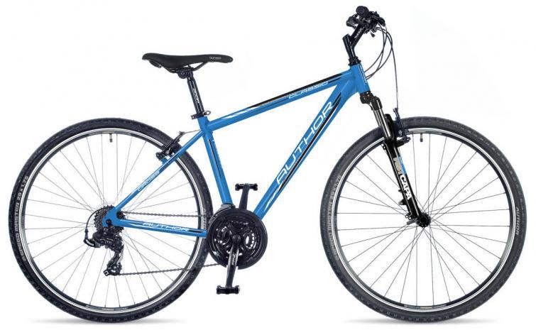Гибридный велосипед Author Classic (2019)