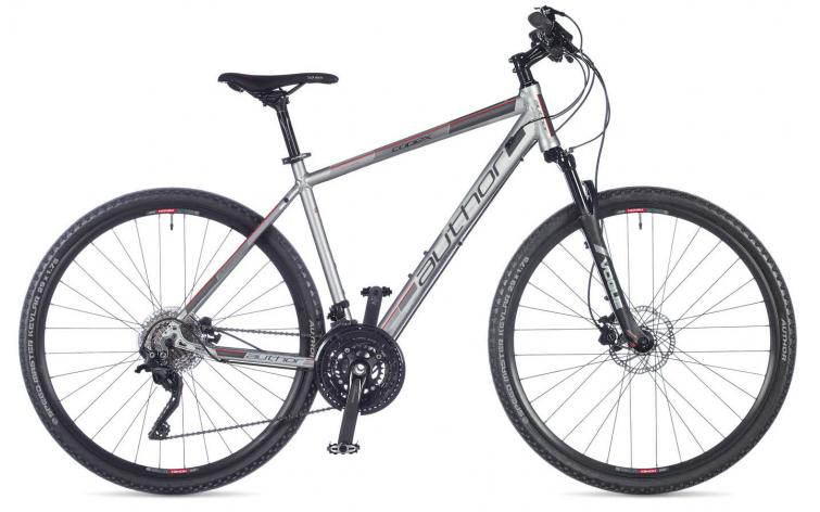 Гибридный велосипед Author Codex (2019)