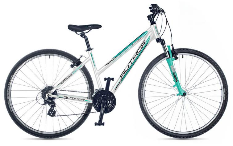 Женский гибридный велосипед Author Linea (2019)