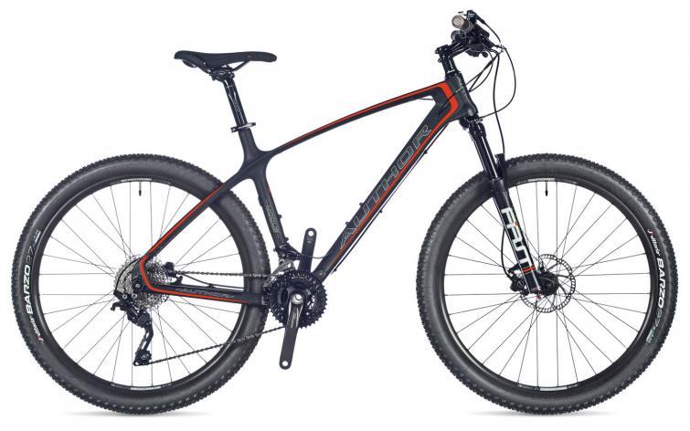 """Горный велосипед 27,5"""" Author Modus"""