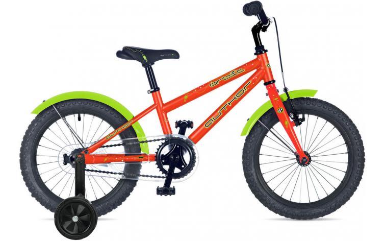Детский велосипед Author Orbit (2019)