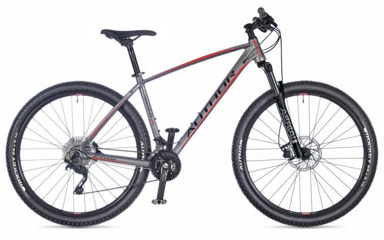 Велосипед Бигфут Author Radius 29