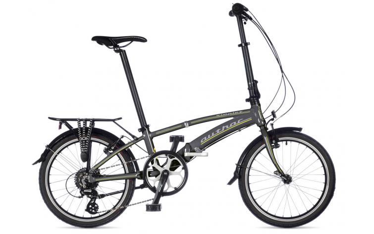 Складной велосипед Author Simplex (2019)