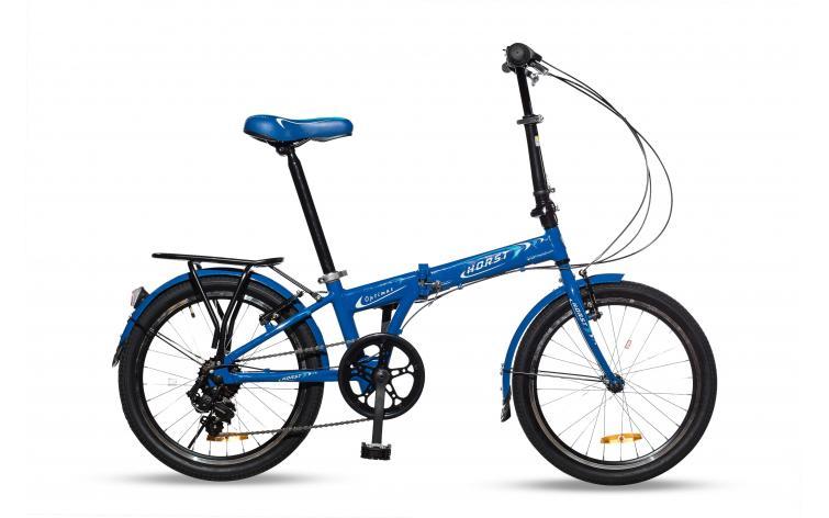 Складной велосипед Horst Optimus (2019)