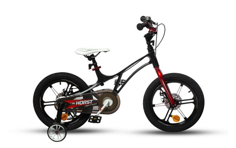 Детский велосипед Horst Indigo 16 (2020)