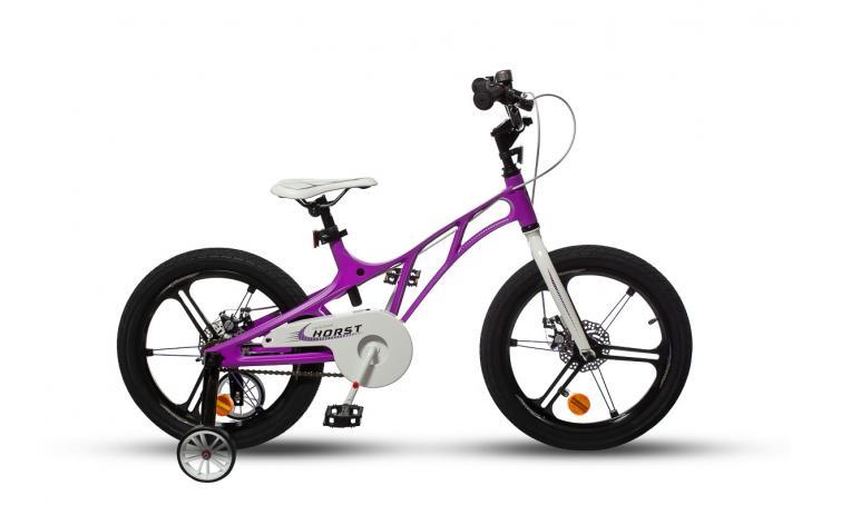 Детский велосипед Horst Indigo 18 (2020)