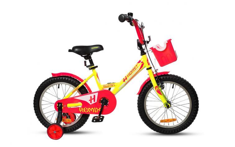 Детский велосипед Horst Remix 16