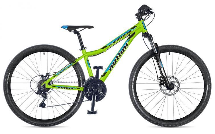 Подростковый велосипед Author A-Matrix 26 II D