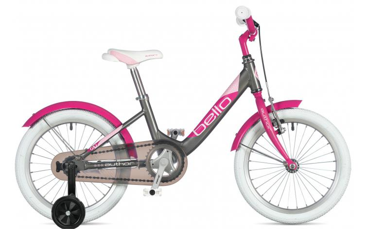 Детский велосипед Author Bello (2020)