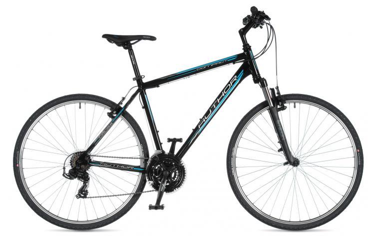Гибридный велосипед Author Compact (2020)