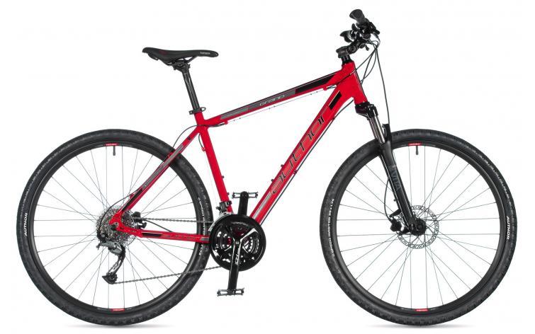 Гибридный велосипед Author Grand