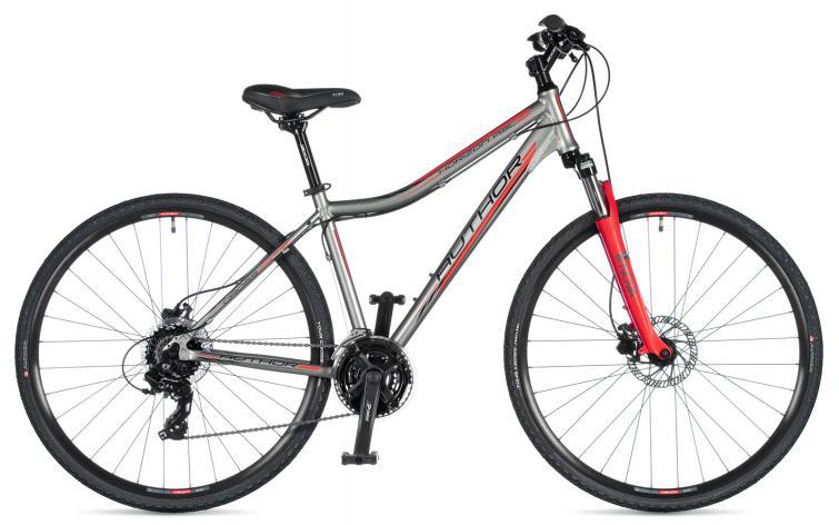 Женский гибридный велосипед Author Horizon ASL (2020)