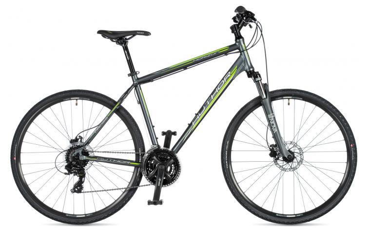 Гибридный велосипед Author Horizon (2020)