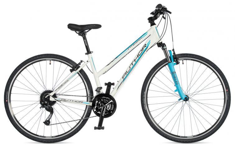 Гибридный велосипед Author Integra (2020)