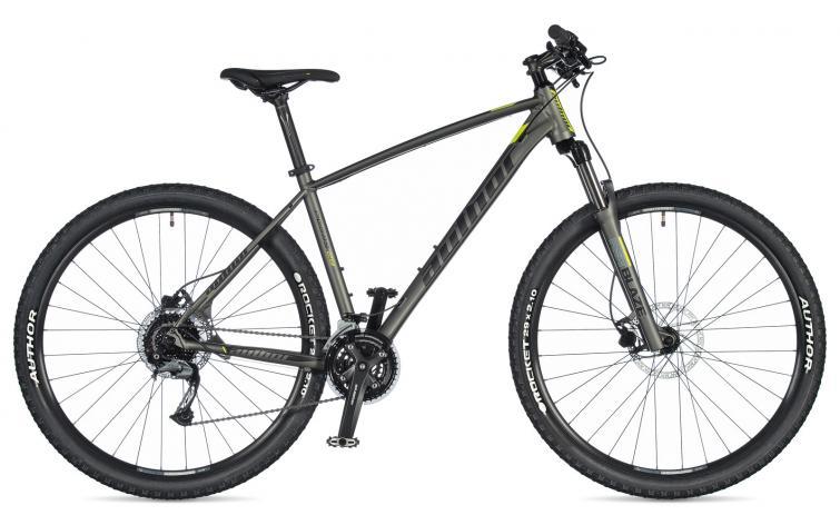 Велосипед Бигфут Author Pegas 29 (2020)