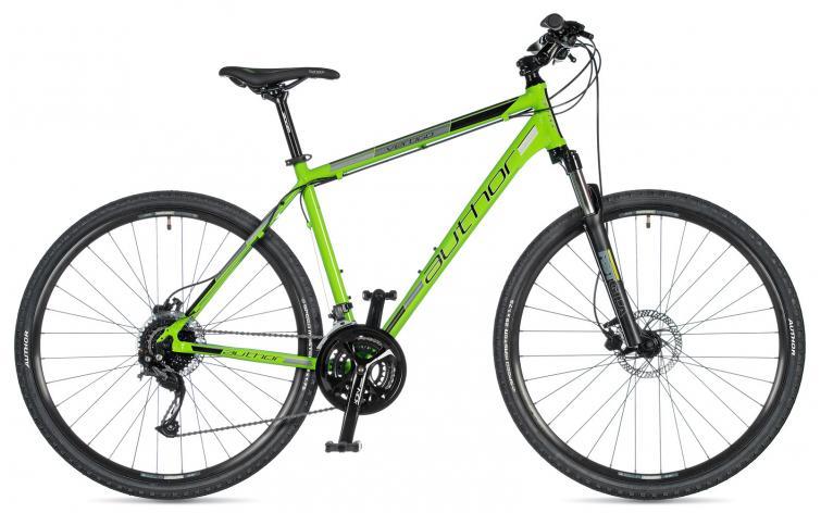 Гибридный велосипед Author Vertigo (2020)