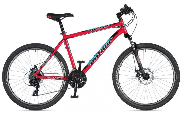 Горный велосипед Author Outset Disc (2020)