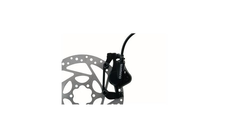 Тормоза гидравлические Shimano Deore M485